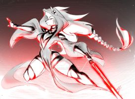 SITH CARENA RETURNS by WhiteFox89