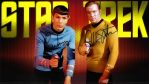 Spock and Kirk VII by Dave-Daring
