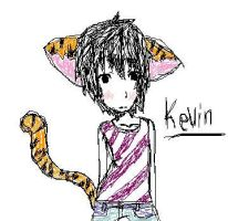 Kevin by Kitten-of-Darkness