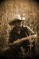 redneck tintype by Che-Gue-Petey