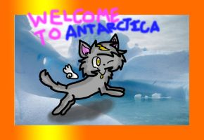 Welcome To Antarctica by DalmationCat