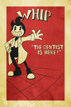 The Dentist Is Here! by CreepyCheeseCookie