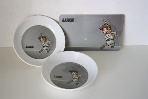 Luke's dish and tray by reap