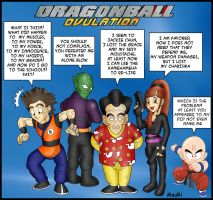 Dragon Ball Ovulation by mauriart
