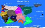 Gran Master Planet Earth Map by MrCareca