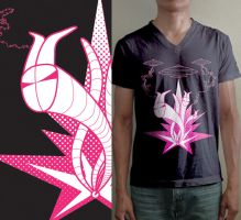 Tentaculos_T-Shirt by ludoalex