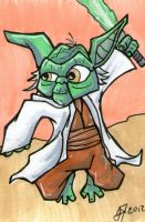 Yoda PSC by johnnyism