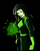 Shego. by Aira90
