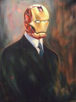 Iron Monsieur by HillaryWhiteRabbit