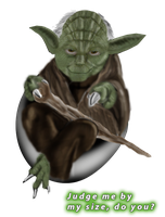 Yoda by PaulVincent