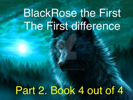 Book that I started to write by ElisabethBlackCat