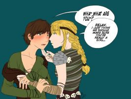 HTTYD - Not a Problem by fortheloveofpizza