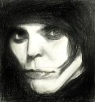 Ville Valo by CarolArt-chan