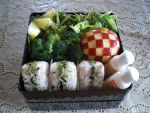 Dad Bento by Angelized