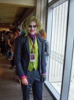 Why So Serious About Cosplay? by DearestLeader
