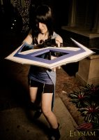 FFVIII: Point and Shoot by ValNika