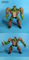 Generations Rhinox by Unicron9