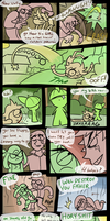 Pokemon Emerald Nuzlocke: Flappy Version Page 7 by AndrewMartinD