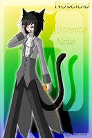 Stretto Note by AliRose-Art