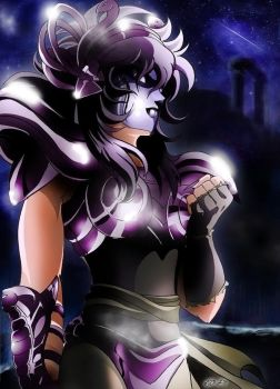 Saint Seiya - Ophiuchus - Final by Iso-pI