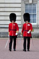 Buckingham Palace Guards by jhg162