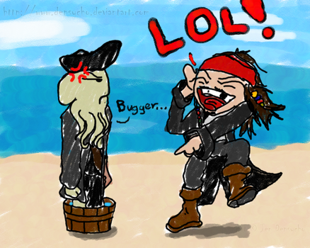 PotC: What I Hoped to Happen.. by Depsycho