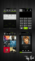 Android Theme Continued Extras by iRide113