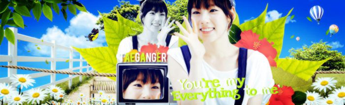 21/9 Taeyeon Request for Taeganger by @Bunny by BunnyLuvU