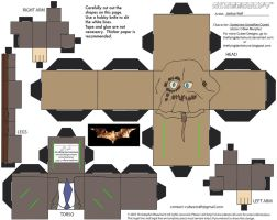 DCF5: Scarecrow Cubee by TheFlyingDachshund