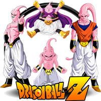 BUU Icons by DarkSaiyan21