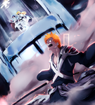 Bleach - Get ya Ass back here by IFrAgMenTIx
