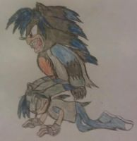 Contest Entry - Power the X Werehog by A5L