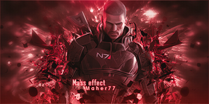 Mass Effect by maher77