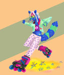 I can draw bright furries if I want to by MasterOfGeckos