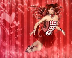 L'amour Faerie by RavenMoonDesigns