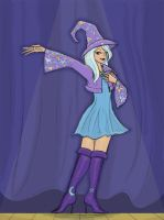 The Great and Powerful by GreenVelvetCake