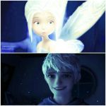 Jack Frost X Periwinkle Meet by theringofbelief
