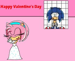 Sonic's Valentine's Day by anthey925