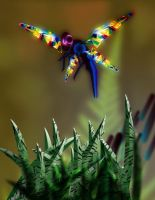Dragon Fly by LEJprints