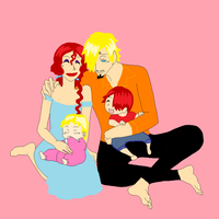 Jessica's own family by Jessica-chwan01