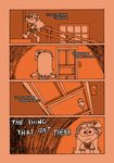 The Thing page 1 by ABwingz