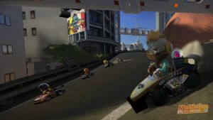 ModNation Racers Triple Threat contest entry by Blucaracal