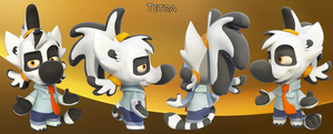 Tetra toy by Animatics