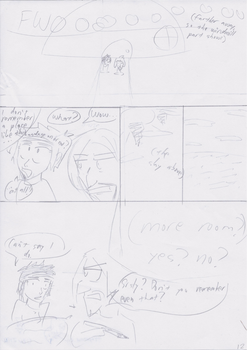 Unnamed Comic Page 12 Rough Draft by C-Survive
