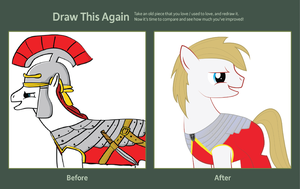 Draw This Again Contest Entry by romansiii