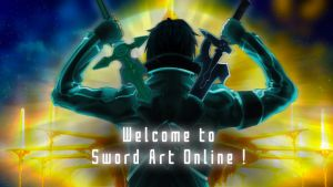 Welcome to Sword Art Online by gibs128
