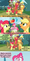 Apples Together by Beavernator
