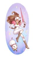 TNS: Bee and PuppyCat by ElizabethBeals