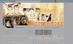 Facebook Timeline #15 - PotterMore by dreamswoman