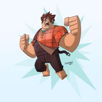 WRECK-IT RALPH! by DerekLaufman